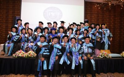 2018 International Conference and Commencement Ceremony